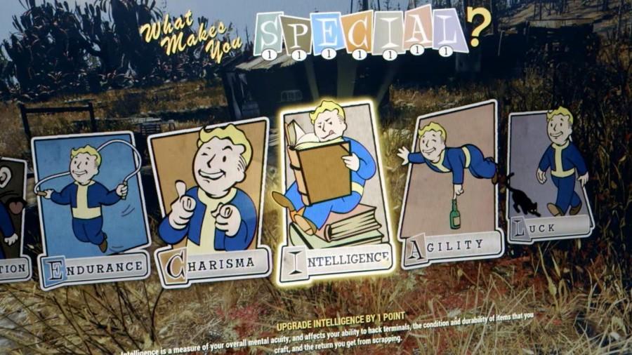 fallout 76 bethesda perk special